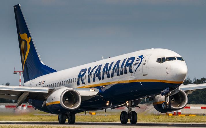 Korona bir dev havayolu şirketini daha vurdu! Ryanair 3 bin kişiyi işten çıkartacak