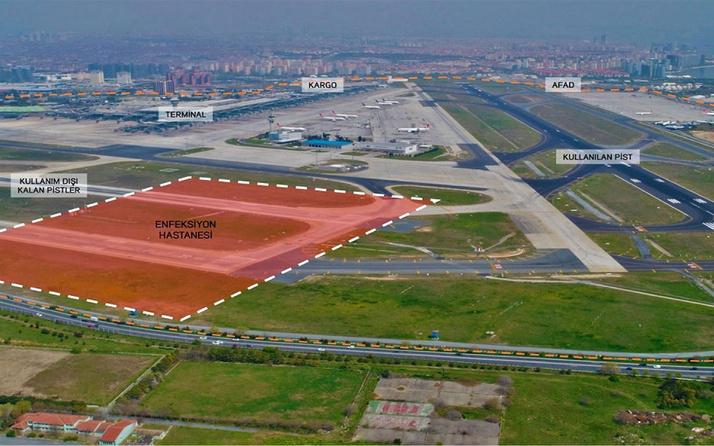Atatürk Havalimanı ile ilgili iddiaya yalanlama
