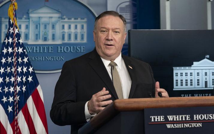 ABD Dışişleri Bakanı Pompeo: Virüs Vuhan'daki laboratuvarda yapıldı elimizde kanıt var