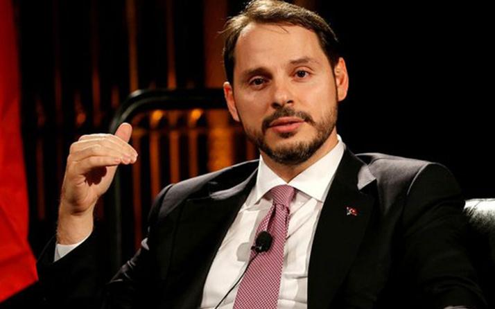 Hazine ve Maliye Bakanı Berat Albayrak'tan büyüme rakamlarıyla ilgili flaş açıklama