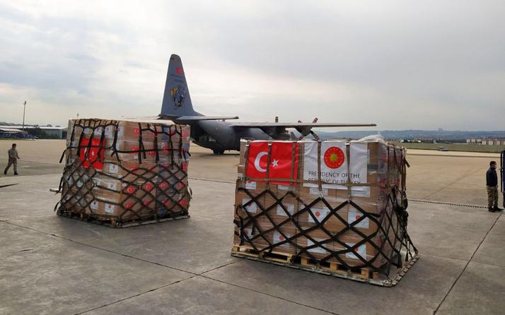 Türkiye'den Nijer'e tıbbi yardım! Erdoğan talimat vermişti