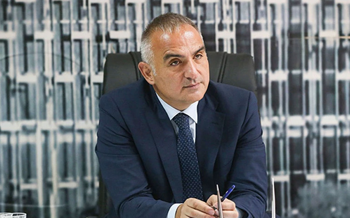 Kültür ve Turizm Bakanı Mehmet Ersoy'dan Olimpos açıklaması ben de izin vermem