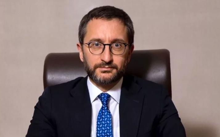 İletişim Başkanı Fahrettin Altun: Muhalefet Türkiye için sevinmeyi öğrenmelidir