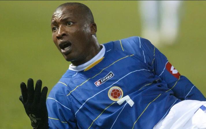 Eski Real Madridli Edwin Congo'ya gözaltı şoku