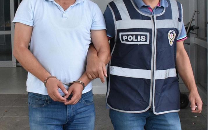 Bursa'da hırsız kapı koluna bile göz dikti suçüstü yakalandı