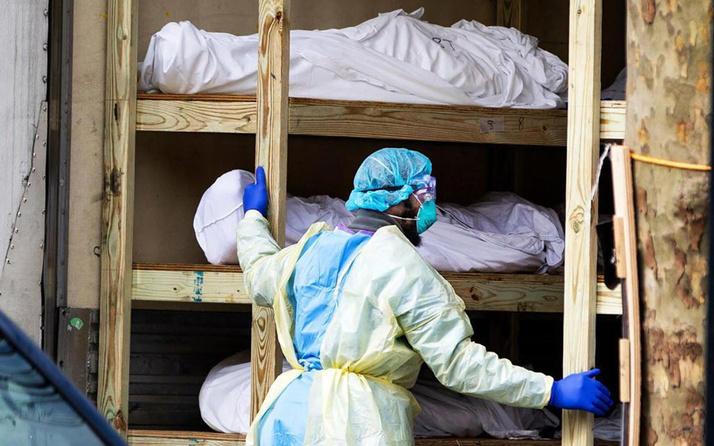 ABD'de koronavirüs nedeniyle ölenlerin sayısı 92 bini geçti