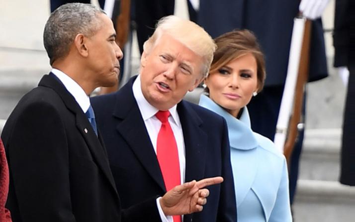 Trump ile Obama arasında ipler yine gerildi