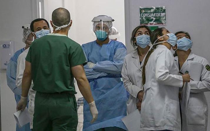 Koronayla mücadelenin kahramanları sağlık çalışanları ile ilgili çarpıcı araştırma!
