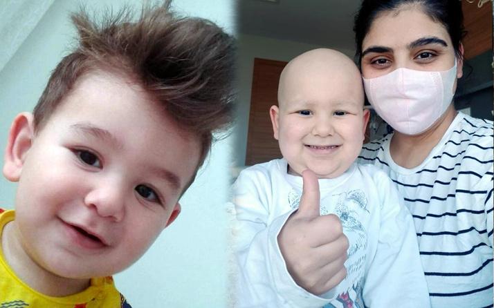 Adana'da lösemi hastası Kuzey ilik ameliyatı sonrası 'İşlem tamam!' pozu verdi