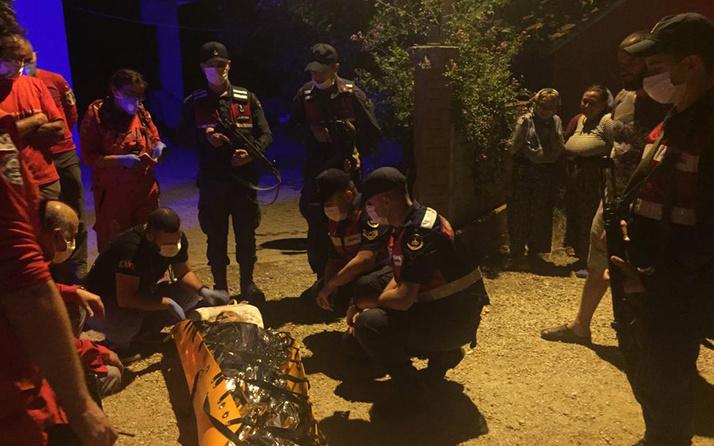 Antalya'da ailesinin kayıp ihbarı yaptığı adam uyurken bulundu