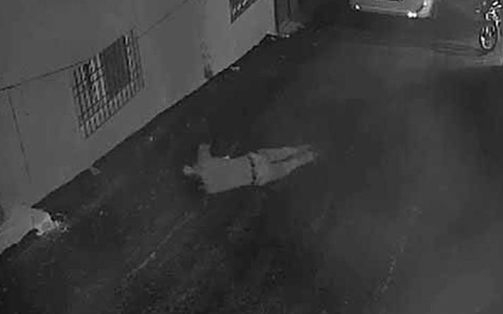Gaziantep'te hırsızlık için girdiği evin terasından düşüp öldü