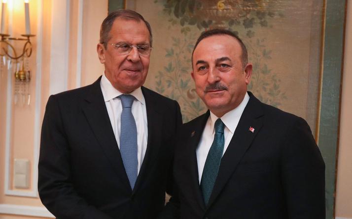 Rusya Dışişleri Bakanlığı'nda Türkiye ve Libya açıklaması Reuters geçti