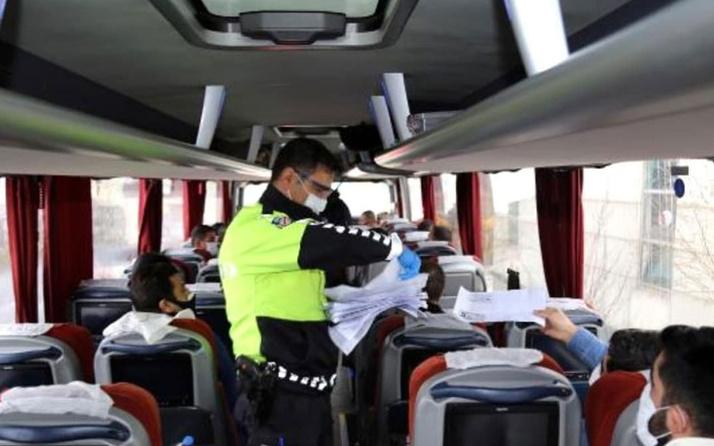 İçişleri Bakanlığı kaç kişiye seyahat izni verildiğini açıkladı