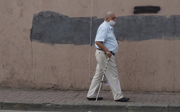 65 yaş üstü seyahat izni nasıl alınır? 65 yaş üstü sokağa çıkma izni başvuru ekranı
