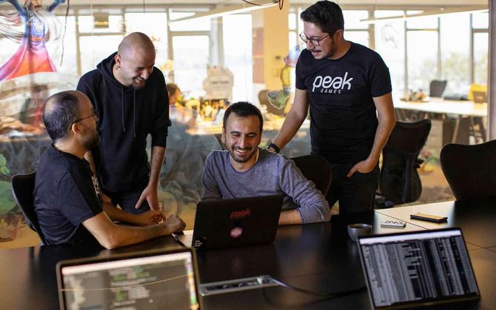 Türk oyun firması Peak Games 2 oyununu  1 milyar dolara satacak