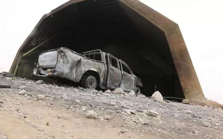 Libya'da darbeci Hafter yine neye uğradığını şaşırdı: Hepsi imha edildi