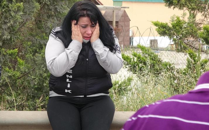 Kocaeli'de kazadan yara almadan kurtuldu gözyaşları sel olup aktı