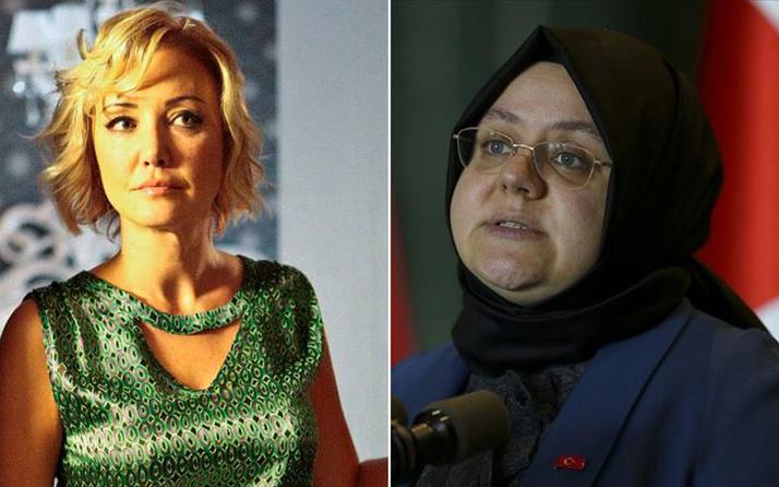 Berna Laçin'in kreşlerle ilgili olay tweetine Zehra Zümrüt Selçuk'tan gülümseten yanıt