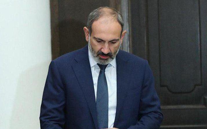 Ermenistan Başbakanı Nikol Paşinyan Kovid-19'a yakalandı