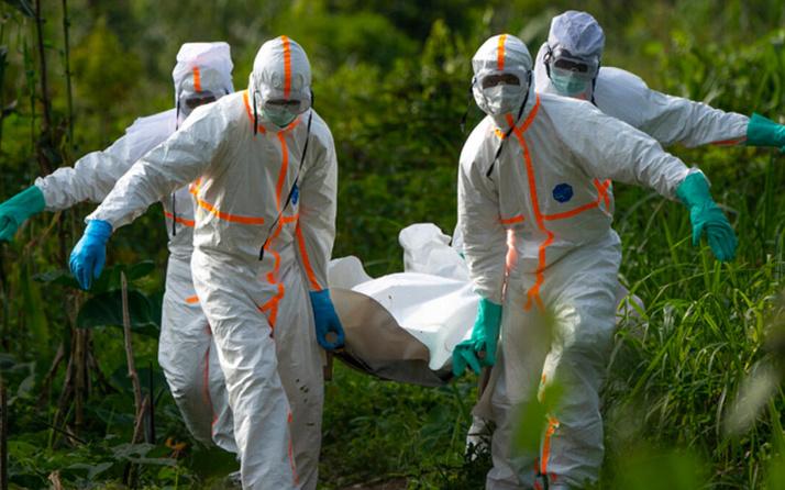 Kovid-19'u atlatmadan ebola salgını yeniden hortladı! Resmen duyurdular ölüler var