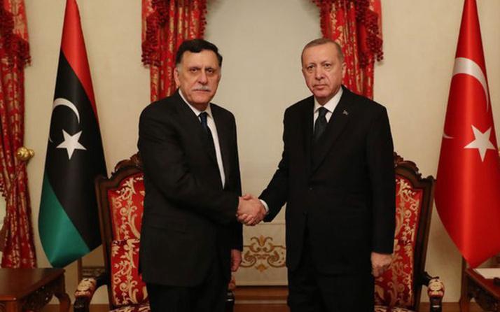 Libya Başbakanı Erdoğan'la görüşmek için Türkiye'ye geliyor!