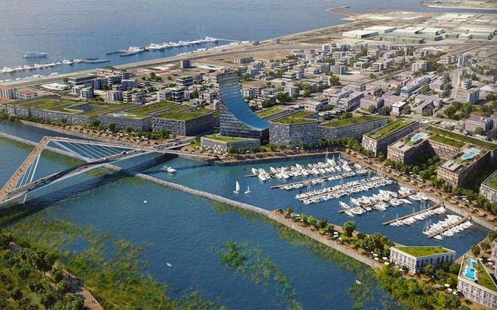 Yabancılar Kanal İstanbul'da 791 bin metrekare arazi aldı! Bakan Kurum açıkladı
