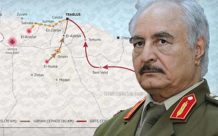 Libya'da Hafter milislerinden kurtarılan hastanede 106 ceset bulundu