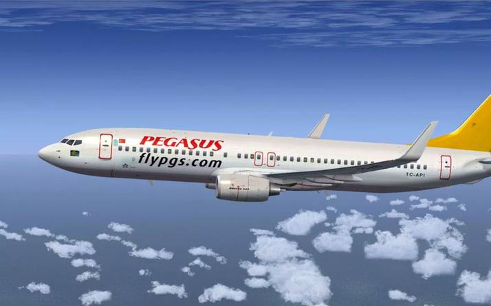Pegasus Hava Yolları'ndan hafta sonu uçuşlarıyla ilgili açıklama