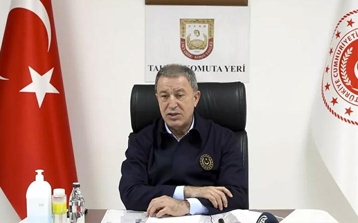 Hulusi Akar'dan Yunan bakana yanıt! Türkiye ile çatışmaya hazırız demişti