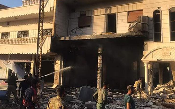 Resulayn'da bomba yüklü araç patladı: 1'i çocuk 3 kişi öldü