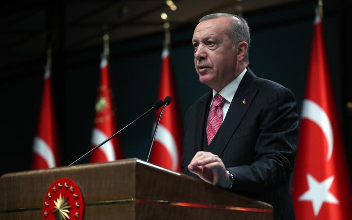 Erdoğan sokağa çıkma kısıtlamasını neden kaldırdığını açıkladı