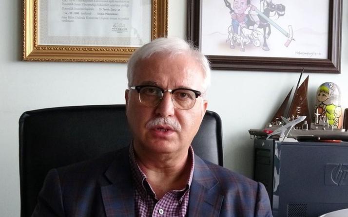 Bilim Kurulu Üyesi Prof. Tevfik Özlü'den önemli maske uyarısı