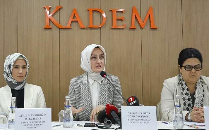 KADEM'den 'erkekler yerini bilsin akımı' açıklaması
