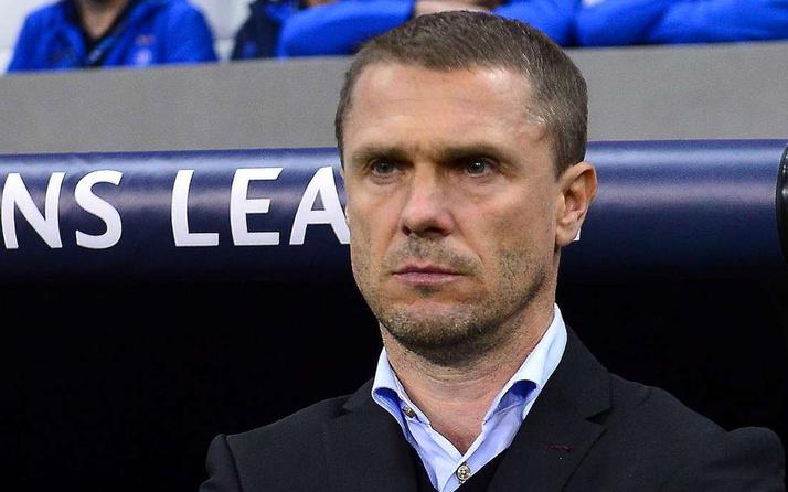 Sergiy Rebrov'un menajeri Fenerbahçe'yi itiraf etti: Ali Koç'la görüştük