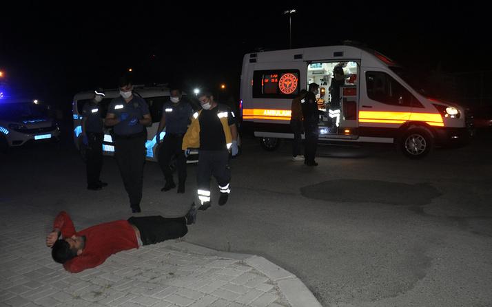 Karaman'da 'eski sevgili' kavgasında 4 kişi bıçaklandı