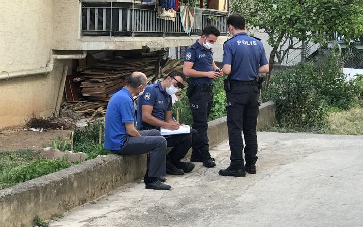 Antalya'ya tedavi için gelen bir kişi arkadaşının evinde öldü