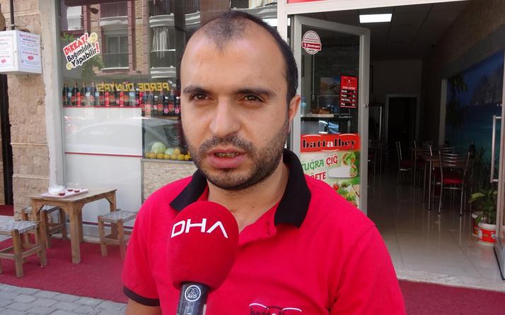 Aydın'da motosikletini çalan hırsızı ayaklarından tanıdı