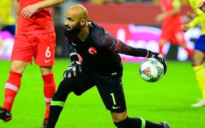 Beşiktaş'ın kalesi Sinan Bolat'a emanet