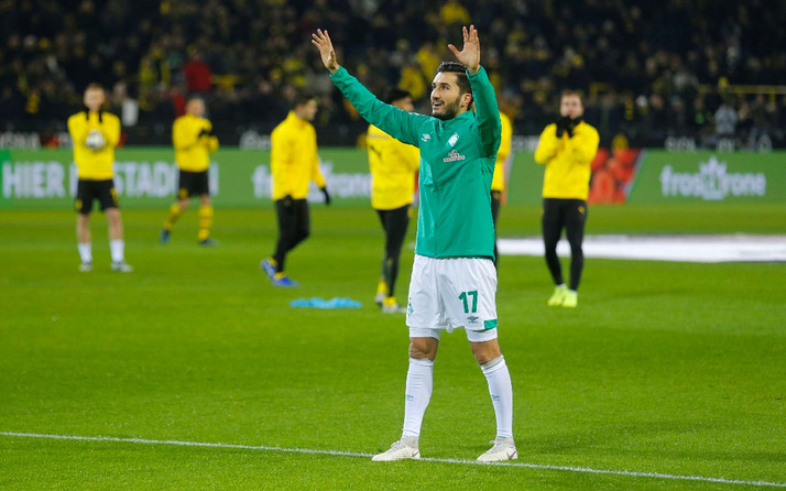 Nuri Şahin, Fenerbahçe'de oynamak istiyor