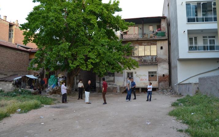 Aksaray'da 2 yaşındaki çocuk balkondan düşüp öldü