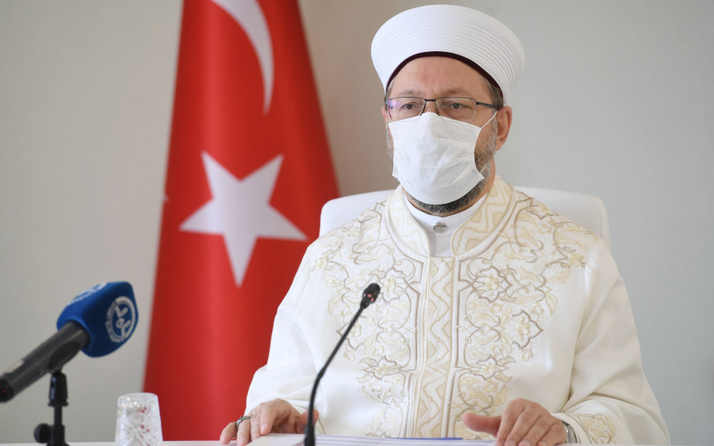 Ali Erbaş: Dünya İslam'a muhtaç