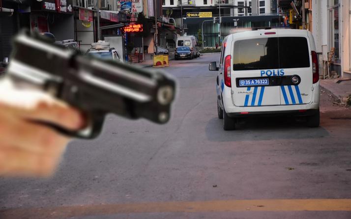 İzmir'de sokakta yürürken silahlı saldırıya uğradı