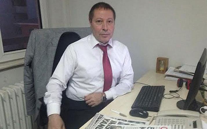 Gazeteci İsmail Dükel gözaltına alındı