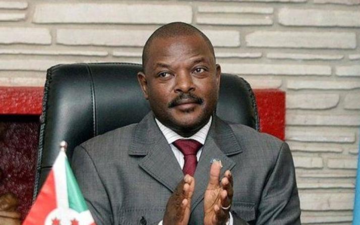 Burundi Devlet Başkanı hayatını kaybetti