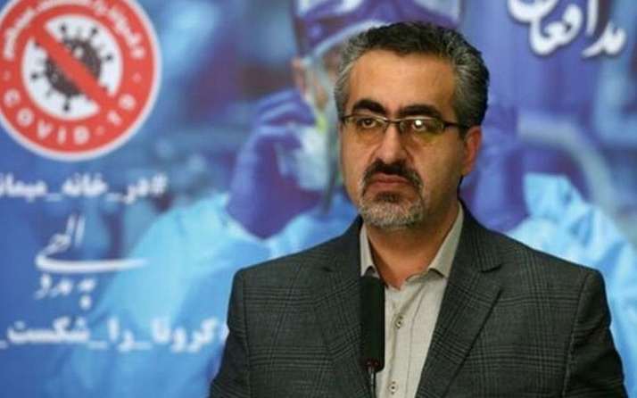 Çin'i eleştiren İran Sağlık Bakanlığı Sözcüsü görevden alındı