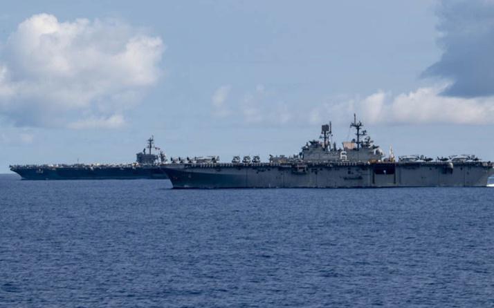 ABD donanmasında 400 denizcinin yüzde 60'ı antikor geliştirdi
