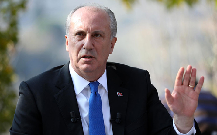 TÜİK'teki görevden almalara CHP'li İnce'den tepki: Cici rakamlar geliyor