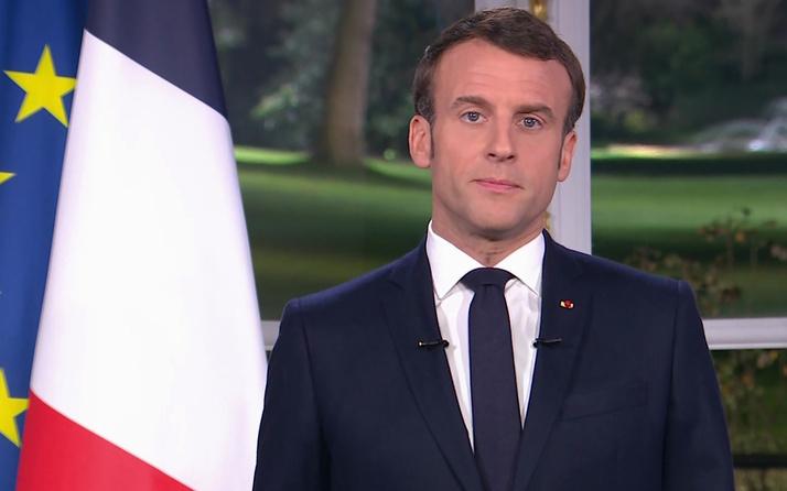 Fransa Cumhurbaşkanı Macron'un istifa etmeyi düşündüğü iddia edildi