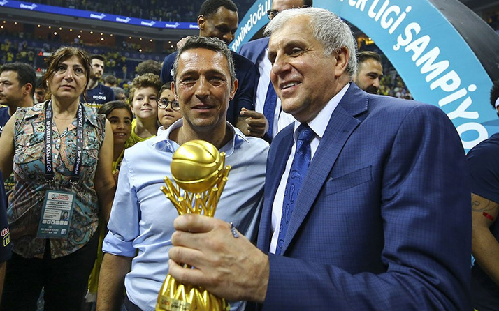 Zeljko Obradovic Fenerbahçe ile anlaştı! İşte alacağı rakam