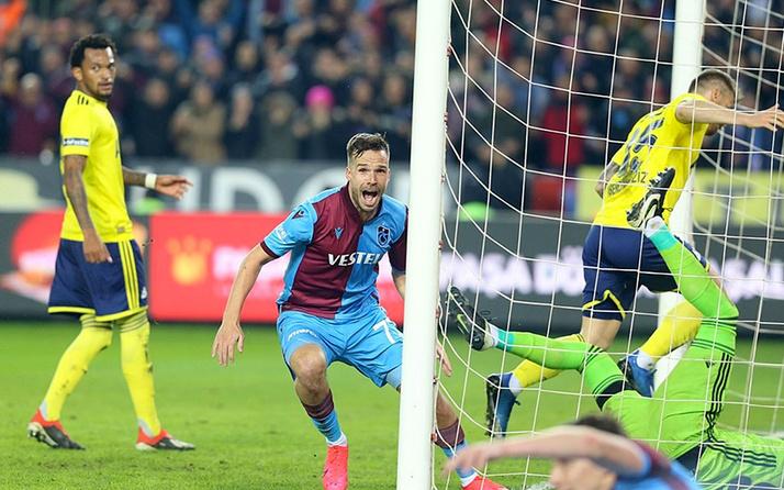 Trabzonspor'un gözü Türkiye Kupası finalinde